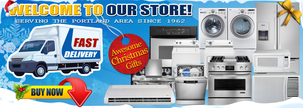 Christmas at Appliance City
