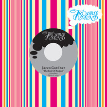 "Jacco Gardner - The End of August"" 7-inch"