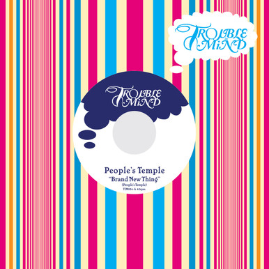 "People's Temple ""Brand New Thing"" 7-inch"