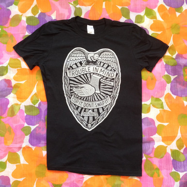 """Cop It, Don't Swap it"" tee shirt"