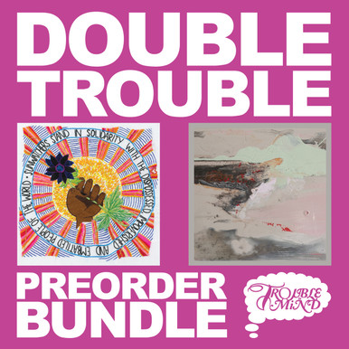 "Sunwatchers / Salad Boys ""DOUBLE TROUBLE"" preorder"