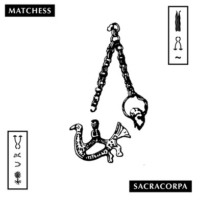 "TIM134: Matchess ""Sacracorpa"" (LIMITED TUMERIC VINYL)"