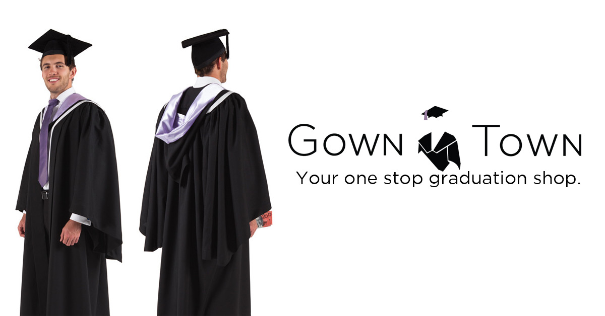 QUT Graduation Gowns | GownTown @ Queensland University of Technology