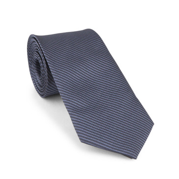 Glassic Grey Necktie - main view - University graduation gift