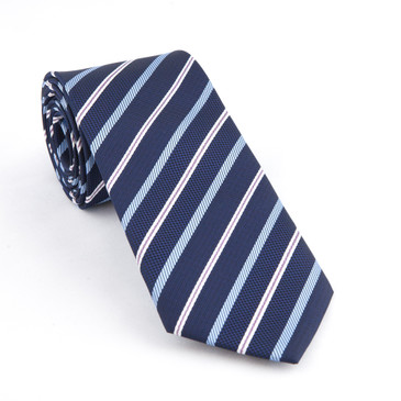 The Yale Necktie - main view - University graduation gift