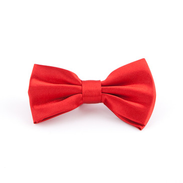 Classic Red Bowtie - main view - University graduation gift