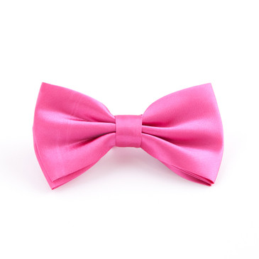 Classic Pink Bowtie - main view - University graduation gift