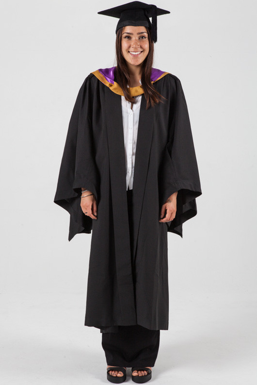 Bachelor Graduation Gown Set for UNSW - Medicine | GownTown ...
