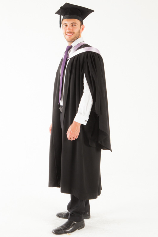 University of Tasmania Bachelor Graduation Gown Set - Medicine and ...