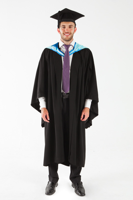 Monash University Bachelor Graduation Gown Set - Medicine, Nursing ...