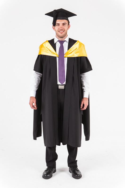 UWA Masters Hood - Engineering - GownTown Graduation Gowns
