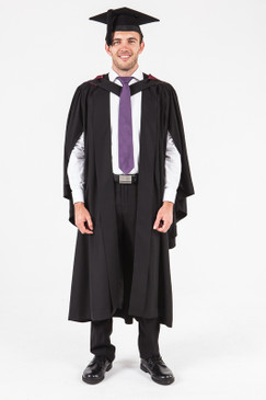 UON Bachelor Graduation Gown Set - Architecture and Building - Front view