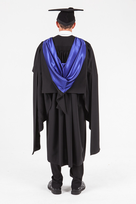 Uon Masters Graduation Gown Set Engineering Gowntown