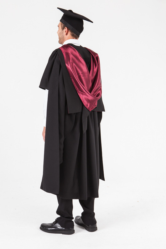 Uon Masters Graduation Gown Set Architecture And