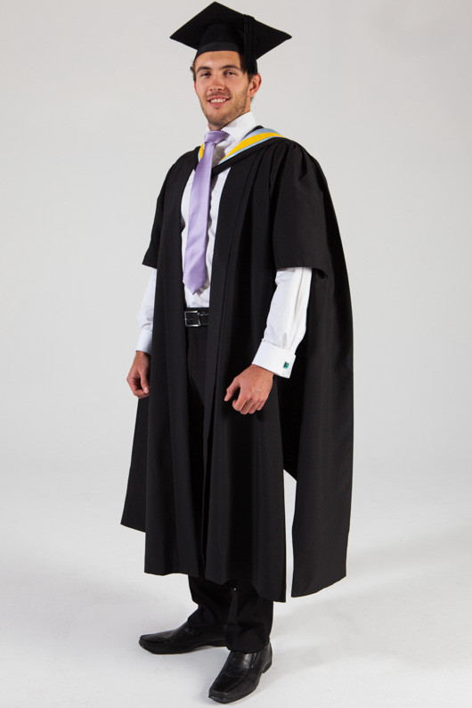 University of Melbourne Masters Graduation Gown Set - MBA | GownTown