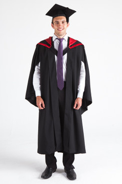 University of Canberra Bachelor Graduation Gown Set - 3 and 3.5 year degrees