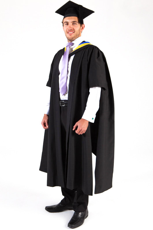 UniSA Masters Graduation Gown Set - Standard Masters | GownTown ...