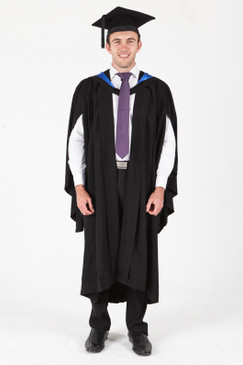 ANU Bachelor Graduation Gown Set - Arts and Social Sciences - Front view