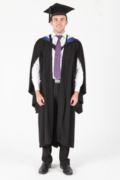 University of Sydney Bachelor Graduation Gown Set - Health Science - Front view