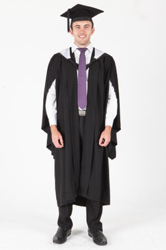 University of Sydney Bachelor Graduation Gown Set - Education - Front view
