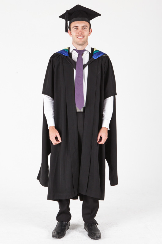 University of Sydney Masters Graduation Gown Set - Physiotherapy ...