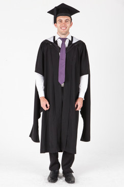 University of Sydney Masters Graduation Gown Set - Education - Front view