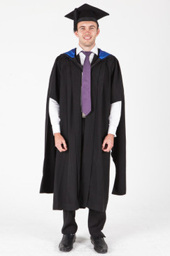 University of Sydney Masters Graduation Gown Set - Juris Doctor - Front view