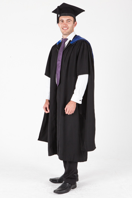 University of Sydney Masters Graduation Gown Set - Juris Doctor ...