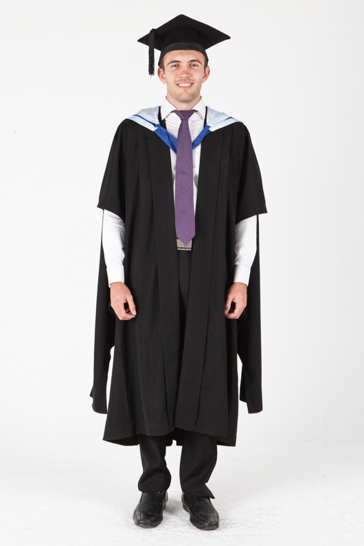 University of Canberra Masters Graduation Gown Set | GownTown