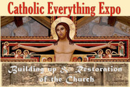 Positive. Phenomenal. Powerful.  The Catholic Everything Expo, Dec2-3, Register now!