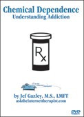 Chemical Dependence: Understanding Addiction - Educational Video Tape  (VHS)