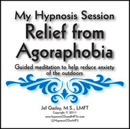 Relief from Agoraphobia Hypnosis CD