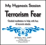 Terrorism Fear Hypnosis CD