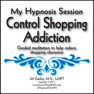 Control Shopping Addiction Hypnosis MP3