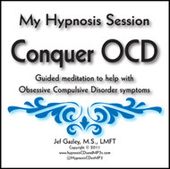 Conquer OCD (Obsessive-Compulsive Disorder) Hypnosis MP3