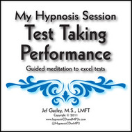 Test Taking Performance Hypnosis MP3