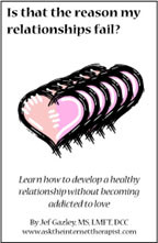 Is that the reason my relationships fail? (Book)