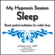 Sleep - Beach Hypnosis CD