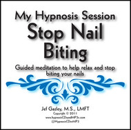 Stop Nail Biting Hypnosis CD