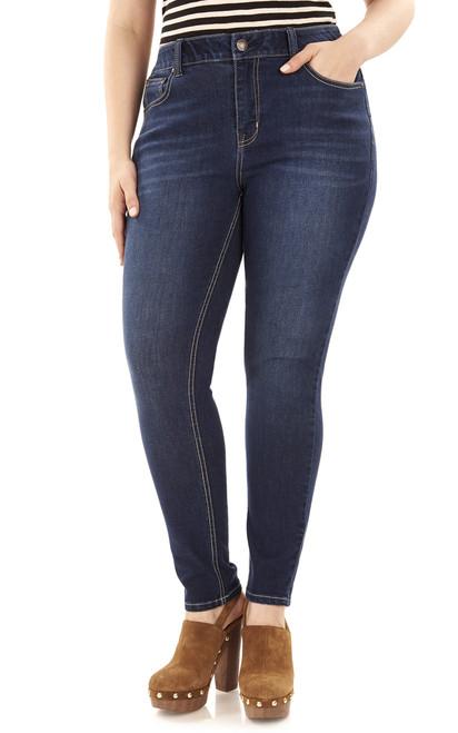 Plus Size 360 Sculpt Skinny Jeans In Mari