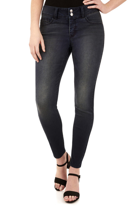 Curvy Skinny Jeans In Aire