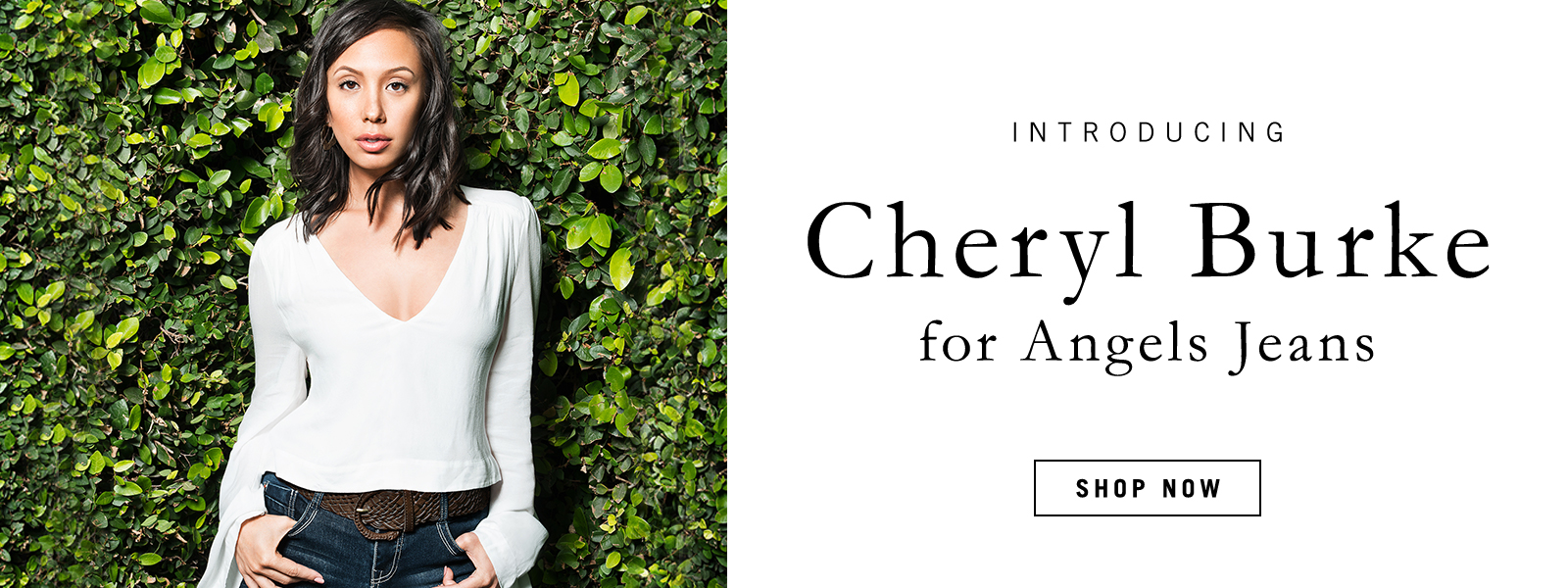 Cheryl Burke Jeans