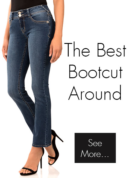 Angels Bootcut Jeans