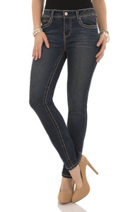 Straight Jeans In Emily