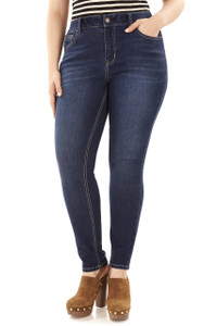 Plus Size 360 Sculpt Skinny Jeans In Mari