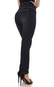 Pull on Skinny Jeans In Elana