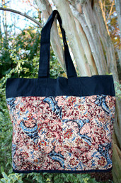 Fair Trade Indian Dreams Patchwork Tote
