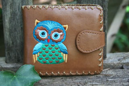 Woodland Friends Eco-Friendly Vegan Wallet