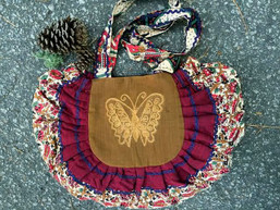 Butterfly Bliss Boho Bag