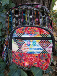 Wilderness Wanderer Fair Trade Guatemalan Backpack